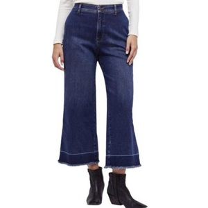 Free People Cropped Flare Jeans! Size 26!